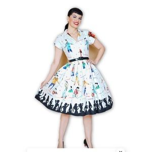 Bernie Dexter 3x Rockabilly Idol Dress